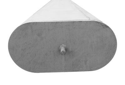 Stützenquerschnitt Oval