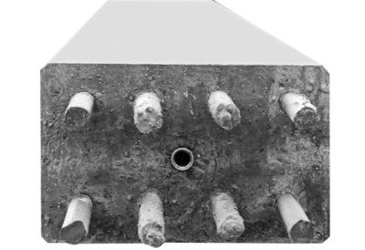 Stützenquerschnitt Rechteck