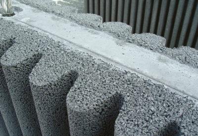 Beidseitig absorbierendes Element, Struktur C