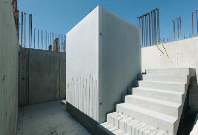 ELEF® Liftschachtelemente aus Beton