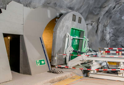 Tiefbauelemente Tunnelbau