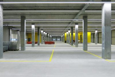 ELEF® Hochfeste Stützen und Industriestützen