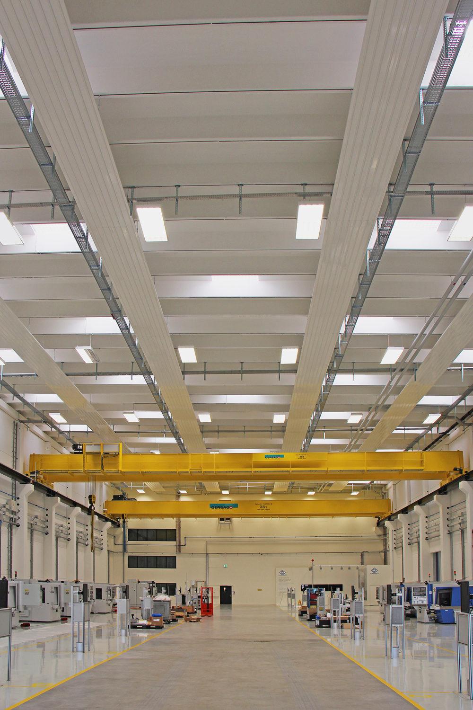 Industriebau / Tragkonstruktionen