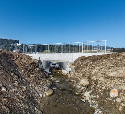 Brückenelement, Marbach LU - Escholzmatt LU