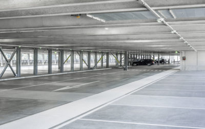 Systemparkhaus F.Hoffmann-La Roche AG, Kaiseraugst AG