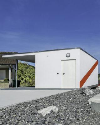 Wohnraumelement, Ausstellung Rickenbach LU