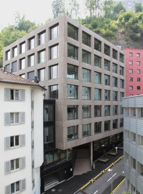 Fassadenelemente Hochschule der Künste, Luzern LU