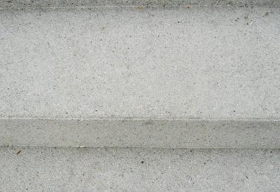 Treppe Trittfläche gestrahlt