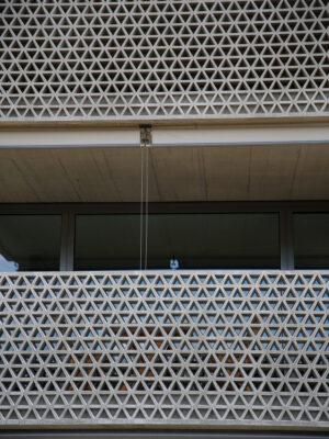 Balkonbrüstung Ried, Niederwangen