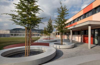 Bauminseln Kindergarten Rickenbach