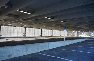 Fahrbahnplatten SBB-Parkhaus Stein-Säckingen