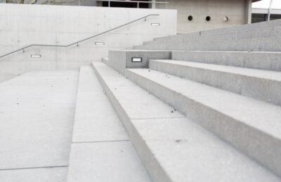 Treppenelemente Schulhaus Hofmatt, Meggen